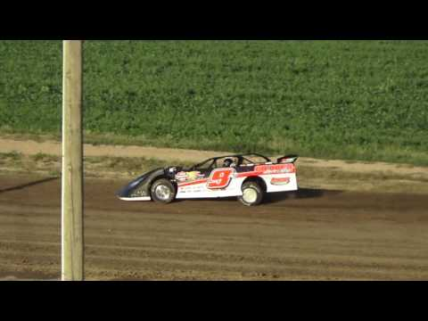 American Ethanol Series Time Trails with Curtis Roberts at I-96 Speedway, Michigan.