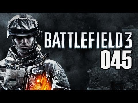 Let's Play Battlefield 3 Multiplayer #045 [Deutsch] [HD] - Kharg Island
