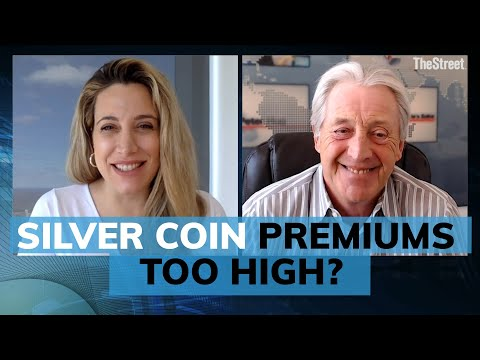 Silver Price Premiums: When To Draw The Line? Peter Hug Comments