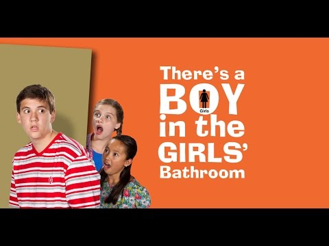 There's a Boy in the Girls' Bathroom at Stages Theatre