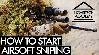 The NOVRITSCH ACADEMY - How to be a SNIPER