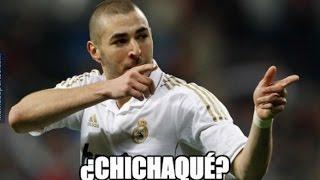 "SAGA Duelo de Titanes I Benzema vs Chicharito ""Fallos"" -"