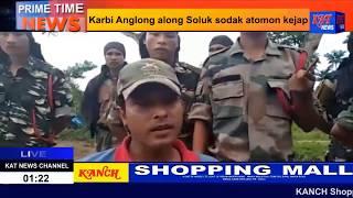 Karbi Prime Time News 11 06 2018