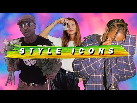 MY TOP 5 STYLE ICONS