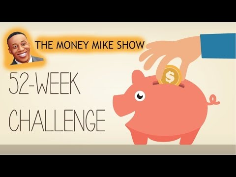 52 Week Money Challenge: How To Save Money