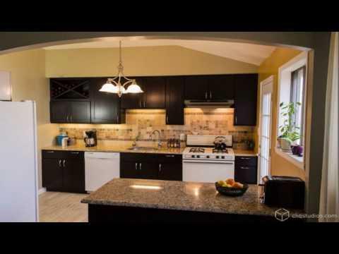 kitchen-design-white-appliances-dark-cabinets
