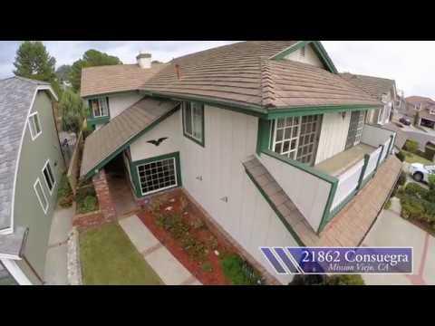 21862 Consuegra, Mission Viejo, CA - Home for Sale