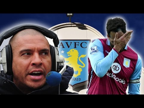 Incredible Aston Villa Rant! Collymore Blasts Lescott On talkSPORT