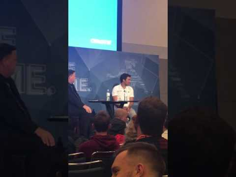 Messi vs Ronaldo! The Great Raul's Opinion on who is better. interview on the NSCAA Convention