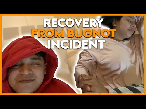 VLOG 041 RECOVERING WITH MOMMY TONI | ROB MOYA