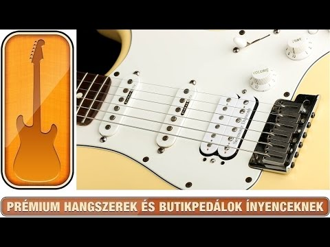 SelectGuitars - 2002 Fender Jeff Beck Stratocaster with Kinmann and ...
