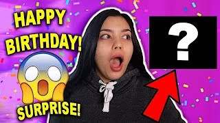 SURPRISING MAKEALA FOR HER BIRTHDAY!!!