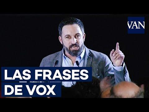 Las FRASES más INCENDIARIAS de VOX