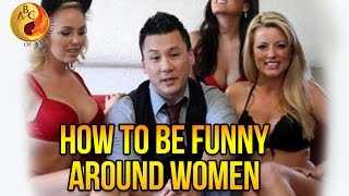 How to be Funny Around Women with Eliot Chang and JT Tran (Dating Tips for Asian Men)