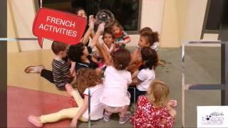 Blossom Mudon Preschool French Classes