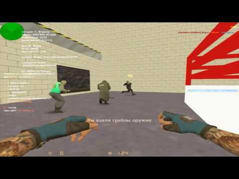 Counter-strike 1.6 JailBreak сервер №7 Игра с главным Админом