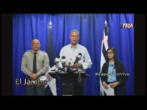 Marino Zapete: Mafia generalizada en el gobierno dominicano Seg-1 16/10/17