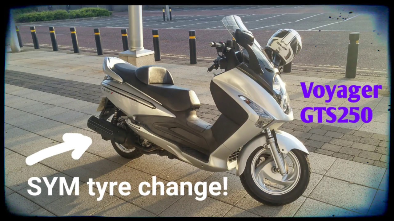 scooter tyre change step by step youtube rh youtube com