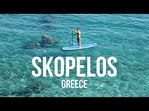 The Perfect Island - Skopelos, Greece