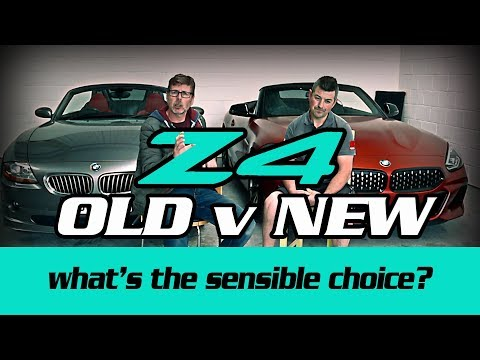 Old Z4 v New..What is the sensible choice?
