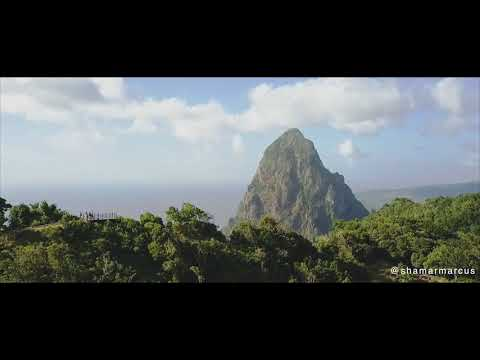 TRAVEL SAINT LUCIA (SHAMAR MARCUS FILMS)