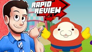 Stretchmo (3DS eShop) - Rapid Review