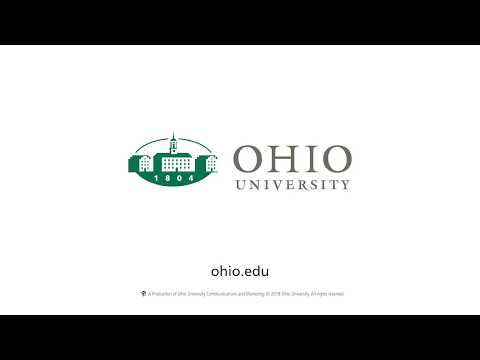 Welcome to Ohio University's College of Business