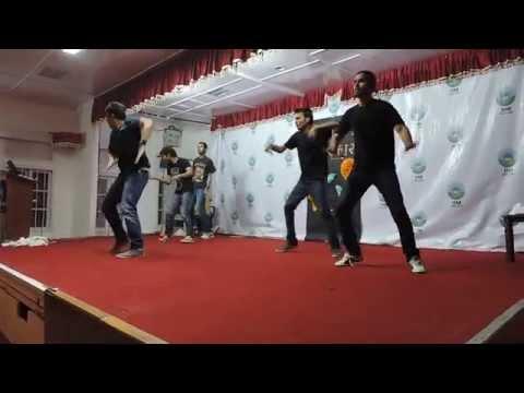 IIM Shillong - Farewell dance