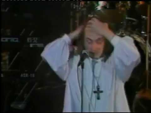 """Палац - Канюшня (выступ на """"Рок-Каранацыі-1994"""")"""