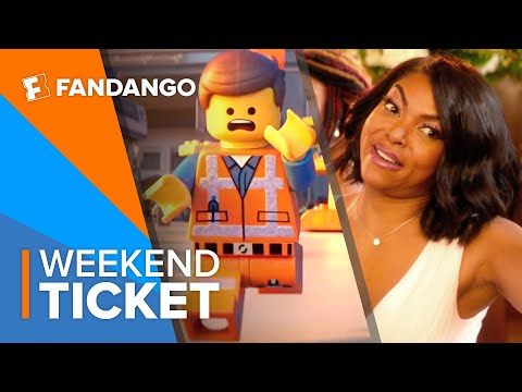 VIDEO: In Theaters Now: The LEGO Movie 2: The Second Part, What Men Want, Cold Pursuit | Weekend Ticket