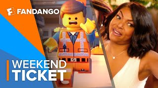 In Theaters Now: The LEGO Movie 2: The Second Part, What Men Want, Cold Pursuit | Weekend Ticket