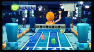 Team Elimination Games Review Wii