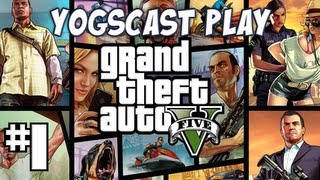 Grand Theft Auto 5 (GTA V) Part 1 - Hairy girls