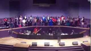 Hezekiah Walker Choir Fest  2014 FULL Showcase/Clips (A MUST SEE)
