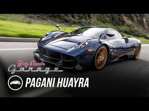 2014 Pagani Huayra – Jay Leno's Garage