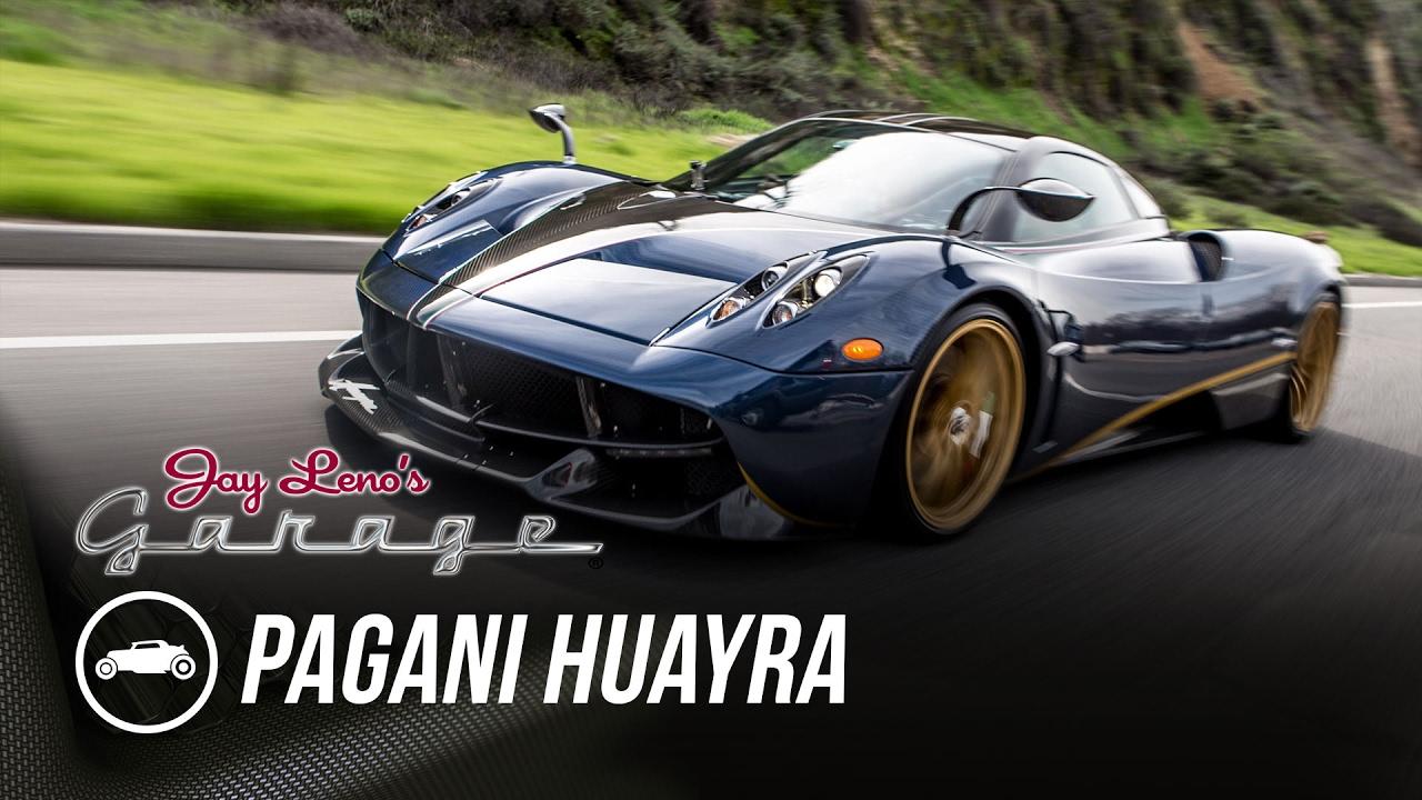 2014 Pagani Huayra - Jay Leno's Garage - YouTube