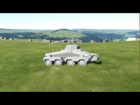 Outerra SDKFZ 232 (PanzerTerra).avi