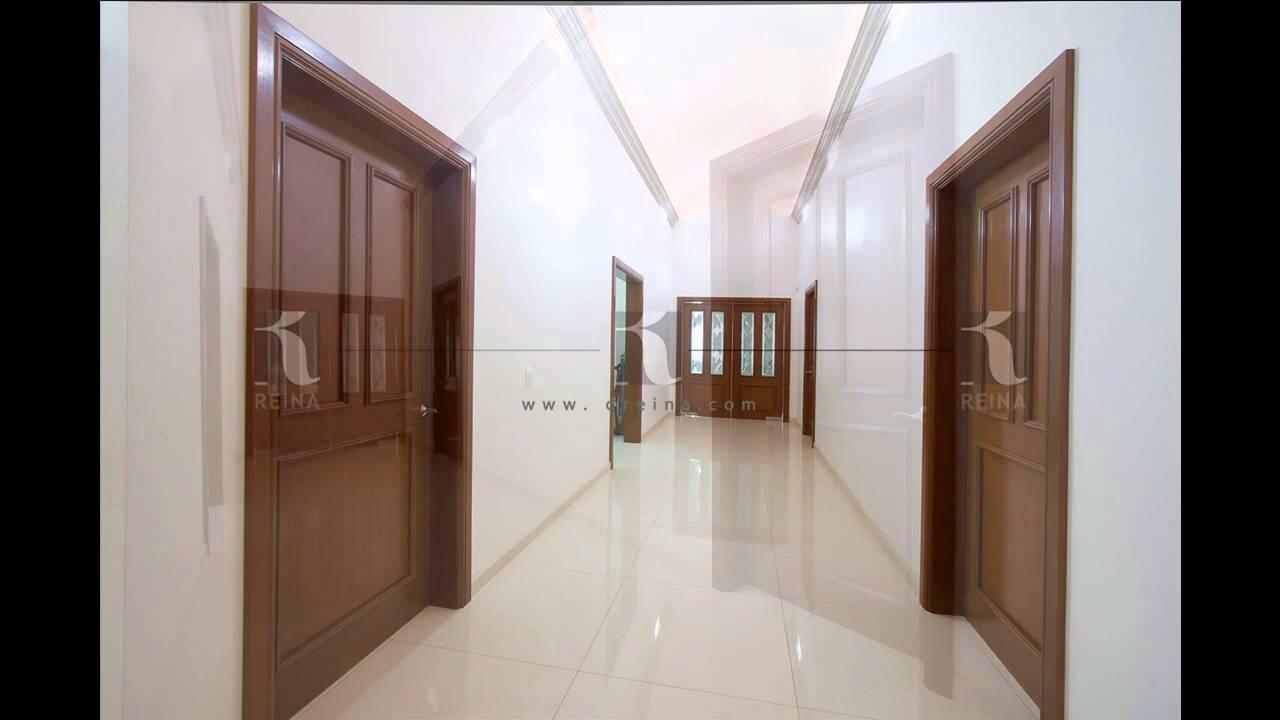 Puertas puertas dreina puertas residenciales en for Precio de puertas para interiores