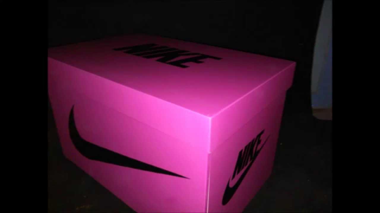 Boite rangement cram co youtube - Boite de rangement chaussure ...