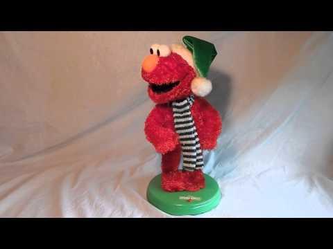 Sesame Street Elmo Sings Christmas Songs