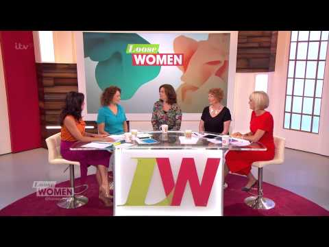 Rebecca Front's First Loose Women | Loose Women