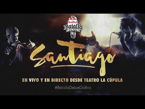 Semifinal Santiago, Chile | Red Bull Batalla De Los Gallos 2017