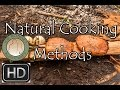 How to Cook Bacon and Eggs Outdoors with no Metal Cooking Implements