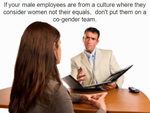 Multi-Cultural Team Management