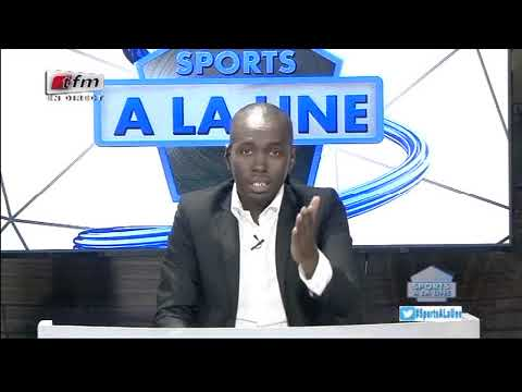 REPLAY - Sports A La Une - Pr : CHEIKH TIDIANE DIAHO - 04 Septembre 2017 - Partie 1