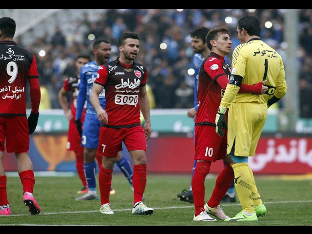 Perspolis 2 3 Esteghlal Iran Derby Football Highlights Youtube
