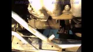 Жароотражающий пыльник стартера на ВАЗ 2123 с кондиционером