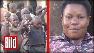 Mutter hat 38 Kinder - Sie leidet unter Hyperovulation
