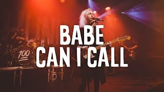 The Hunna - Babe Can I Call (LYRICS)