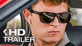 BABY DRIVER Trailer 3 (2017)